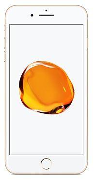 ابل ايفون 7 بلس مع فيس تايم - 128 جيجا، الجيل الرابع ال تي اي، ذهبي